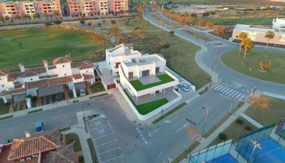 Villa in Torre-Pacheco, Mar Menor Golf Resort, for sale