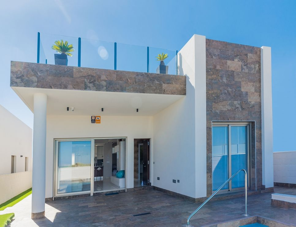 Villa in Orihuela Costa, Villamartin pau-26, for sale