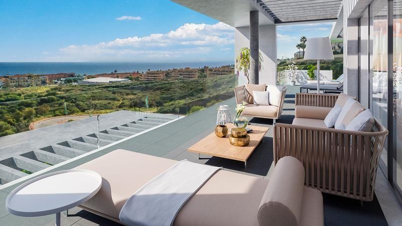 Apartment in La Cala De Mijas, La Cala de Mijas, for sale