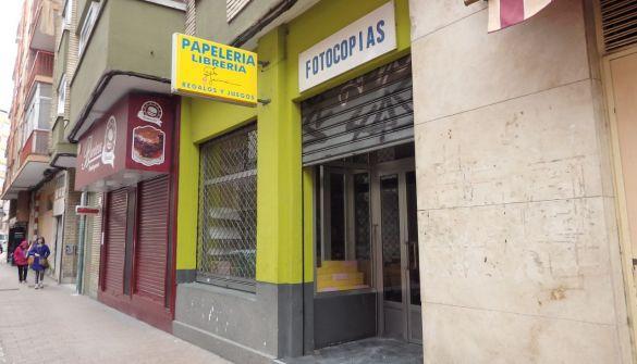 Local comercial en Valladolid