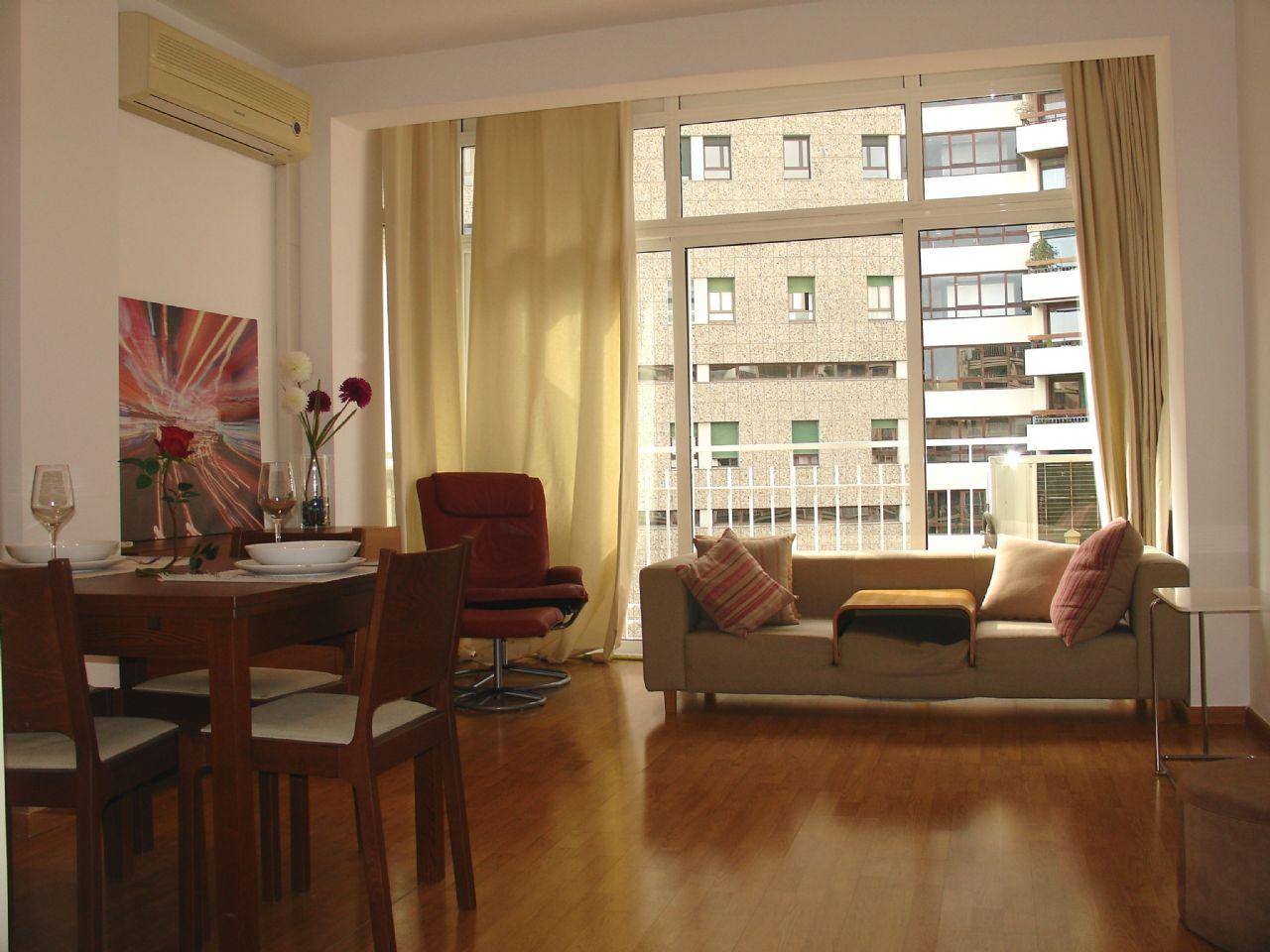 Estudio en Barcelona, Sant Gervasi- Galvany, alquiler