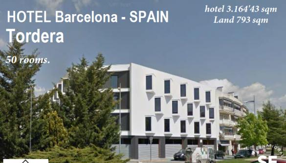 Hotel en Sant Esteve De Palautordera de 50 habitaciones