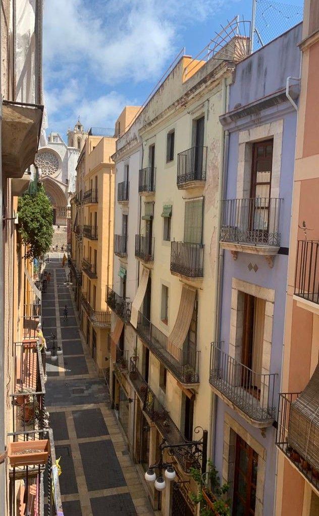 Dúplex a Tarragona, PART ALTA, en venda