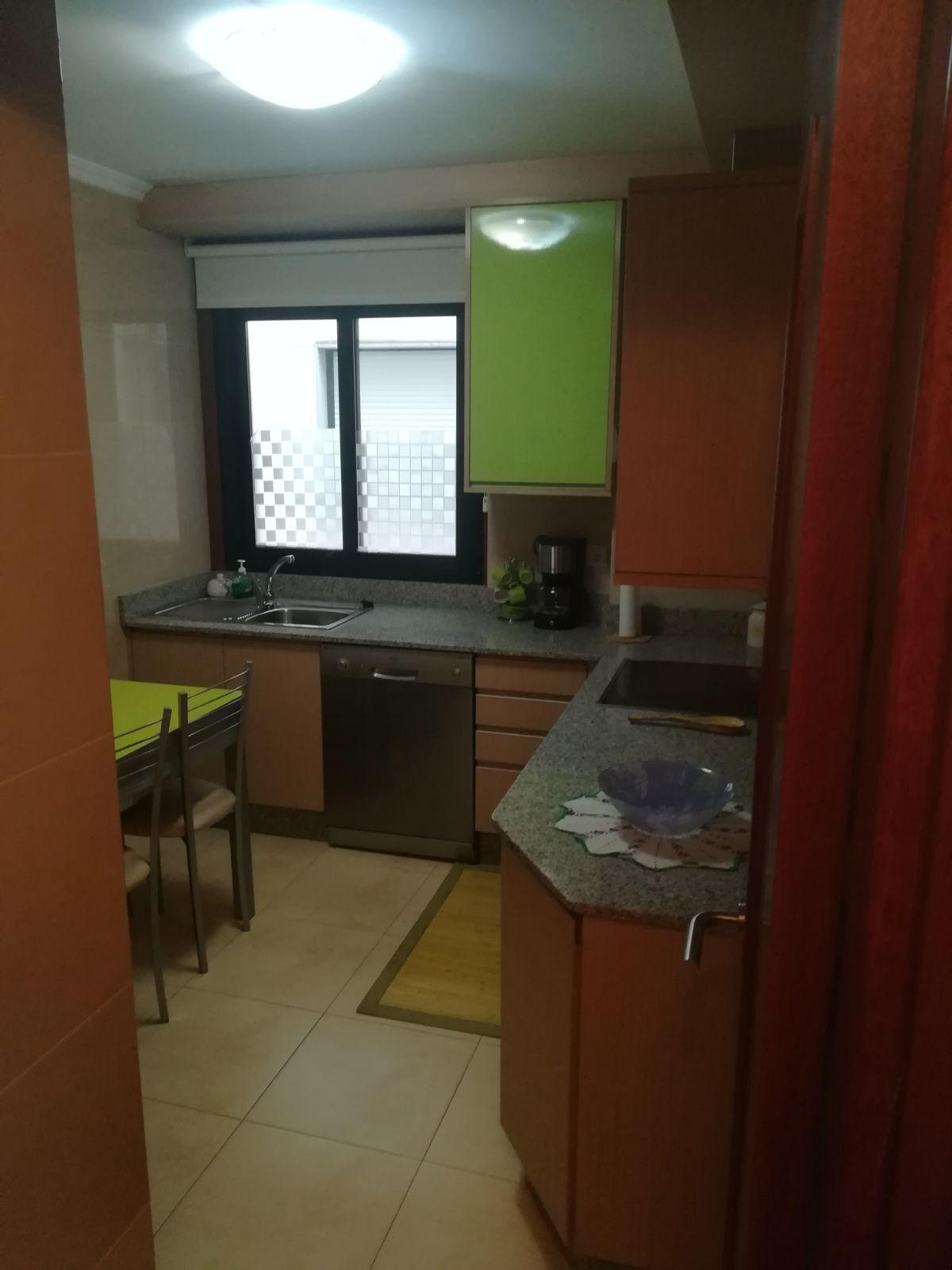 Apartamento en Silleda, Colegio Mª Inmaculada, venta