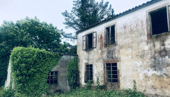 Casa de campo en Lalín de 1 habitaciones