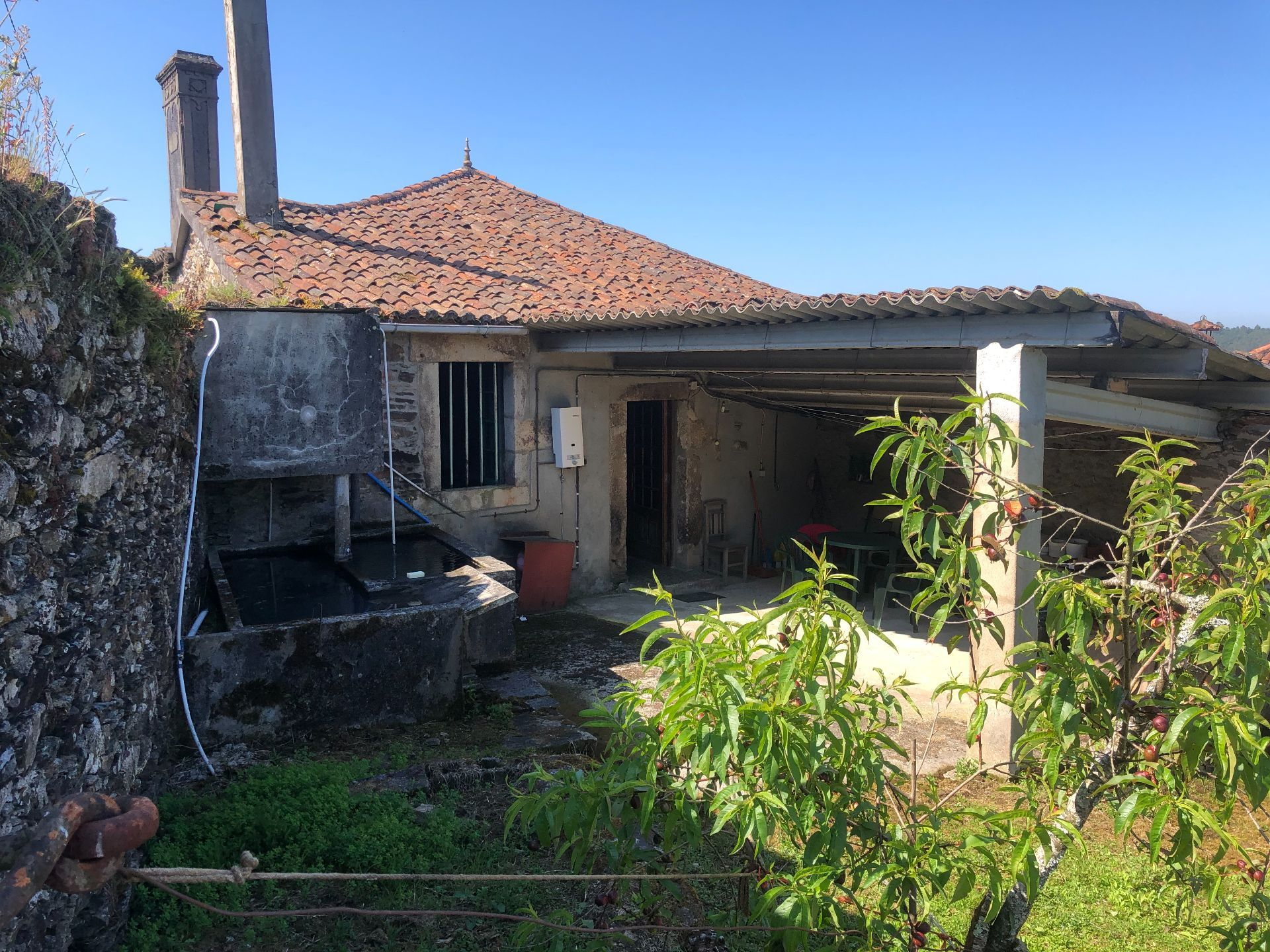 Casa de pueblo en Vila de Cruces, FONTAO, venta