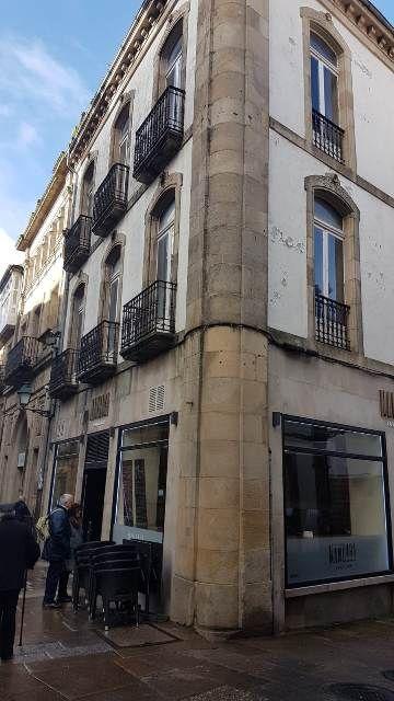 Piso en Santiago de Compostela, casco histórico, alquiler