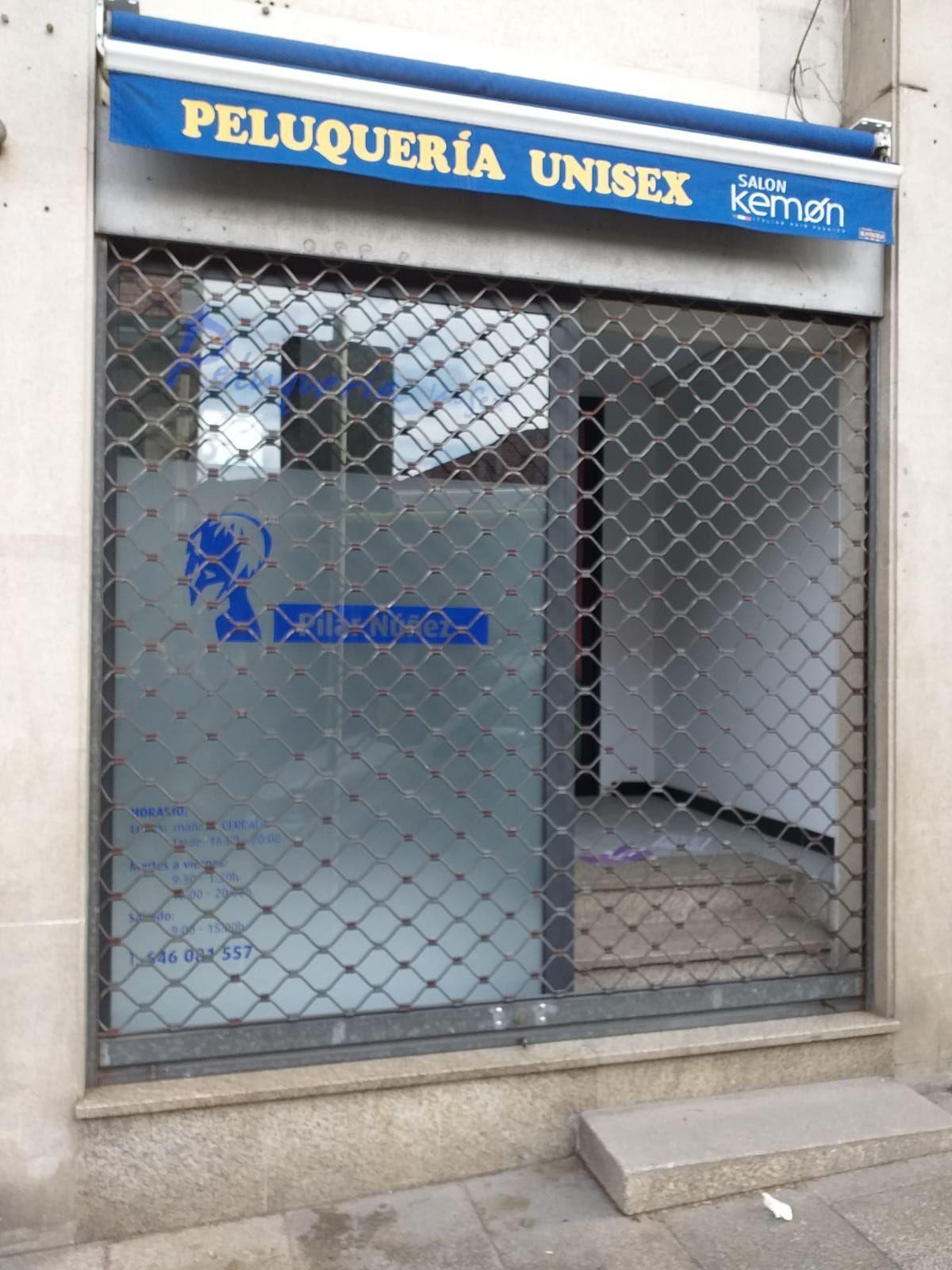 Local comercial en Santiago de Compostela, Galeras, alquiler