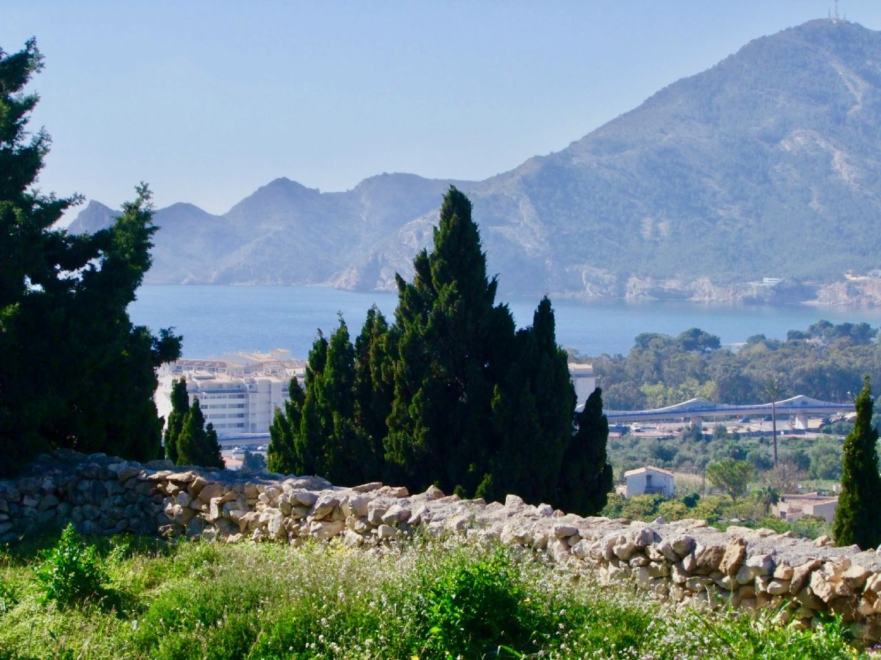 Plot in Altea, for sale