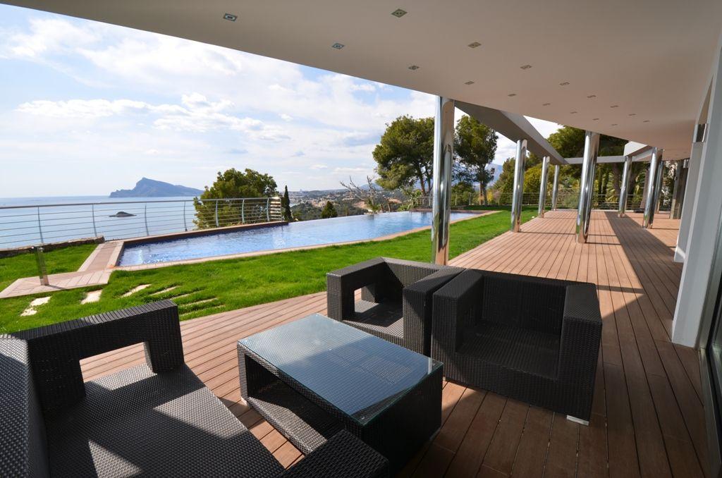 Villa in Altea, Galera del Mar, for sale