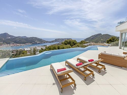 Luxury Villa in Port d'Andratx, for sale