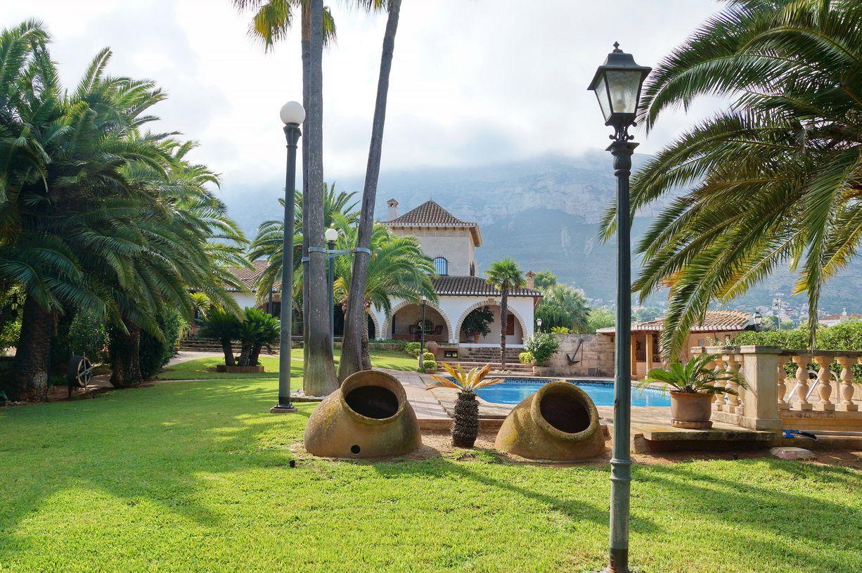 Villa de Lujo en Dénia, Santa Lucia, venta