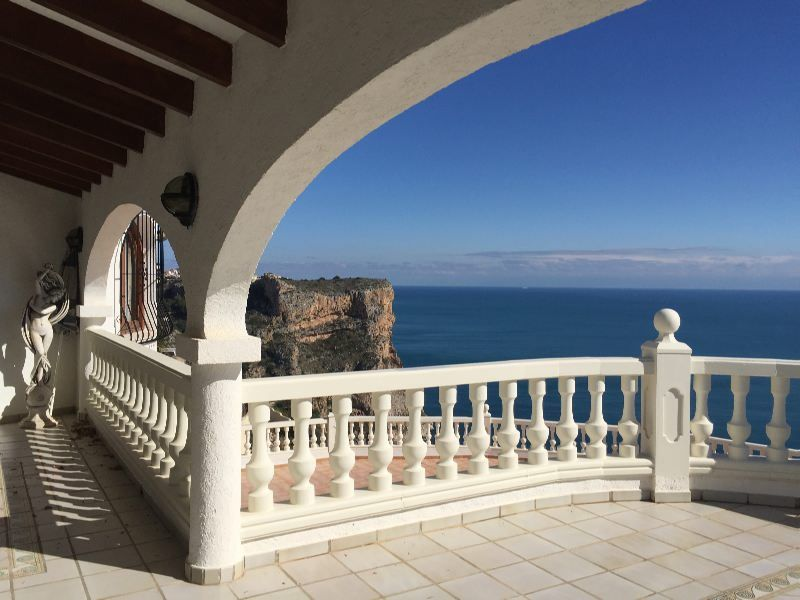 Villa in Benitachell, Cumbre del Sol, te koop