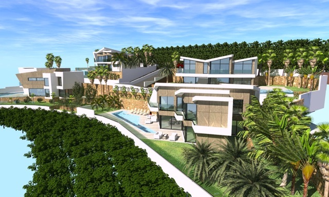 Luxury Villa in Calpe / Calp, Maryvilla, for sale