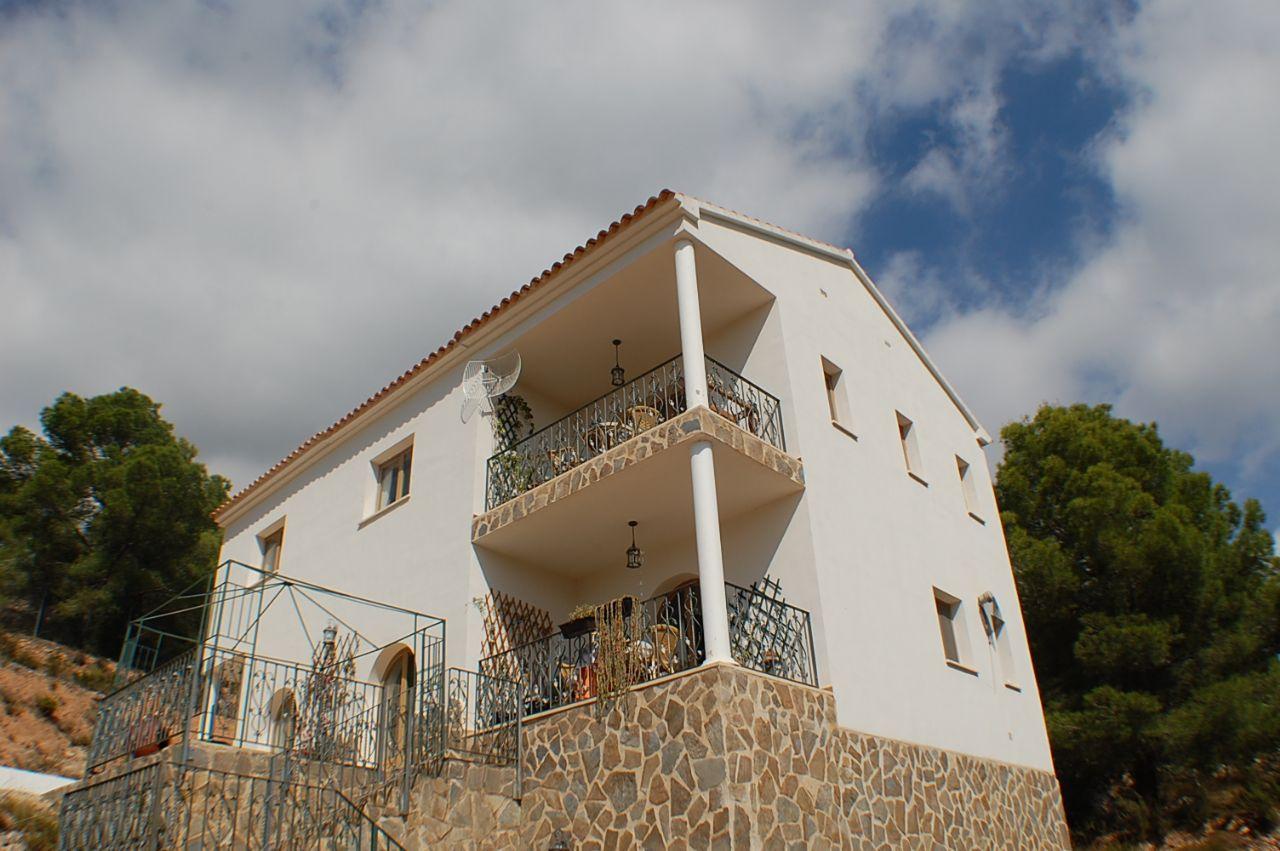 Casa de campo en Finestrat, RACO DE BOSUNA, venta