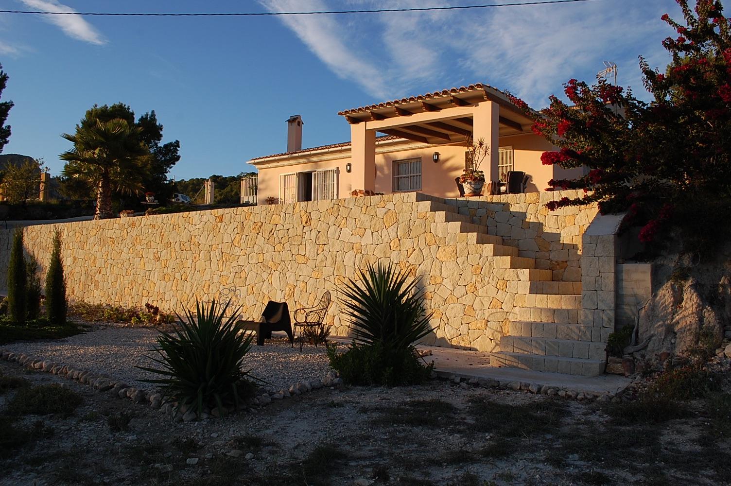Casa de campo en Finestrat, FINESTRAT, venta