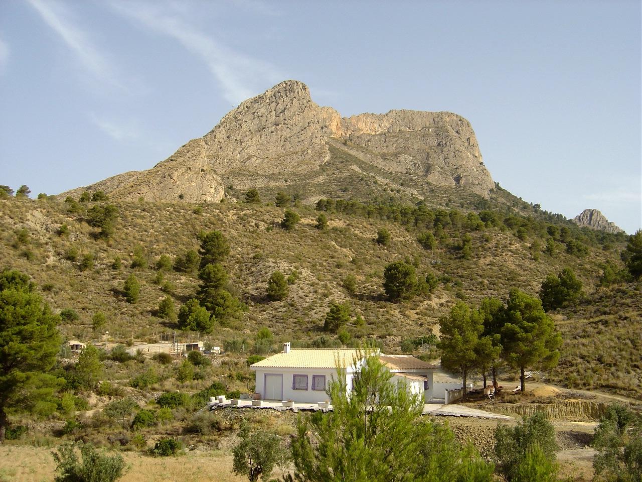 Casa de campo en Finestrat, La Sima, venta