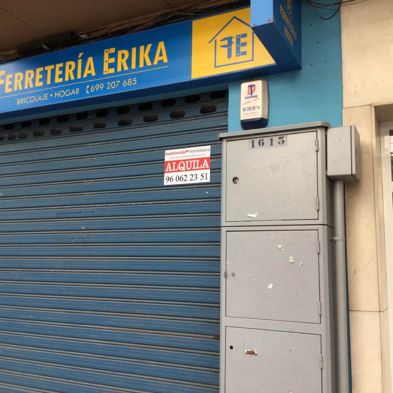 Local comercial en Valencia, Benicalap, alquiler