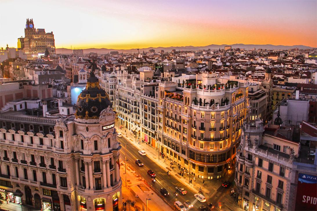 Madrid, un gran lugar para vivir. Una capital en crecimiento