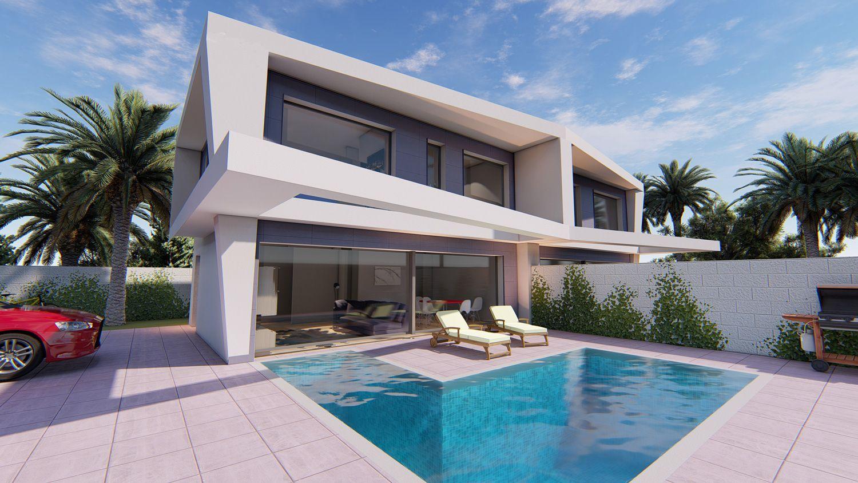 Magnífica promoción de viviendas en Gran Alacant