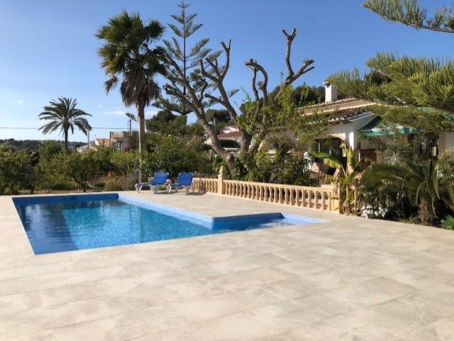 Villa in Moraira, vakantiewoningen