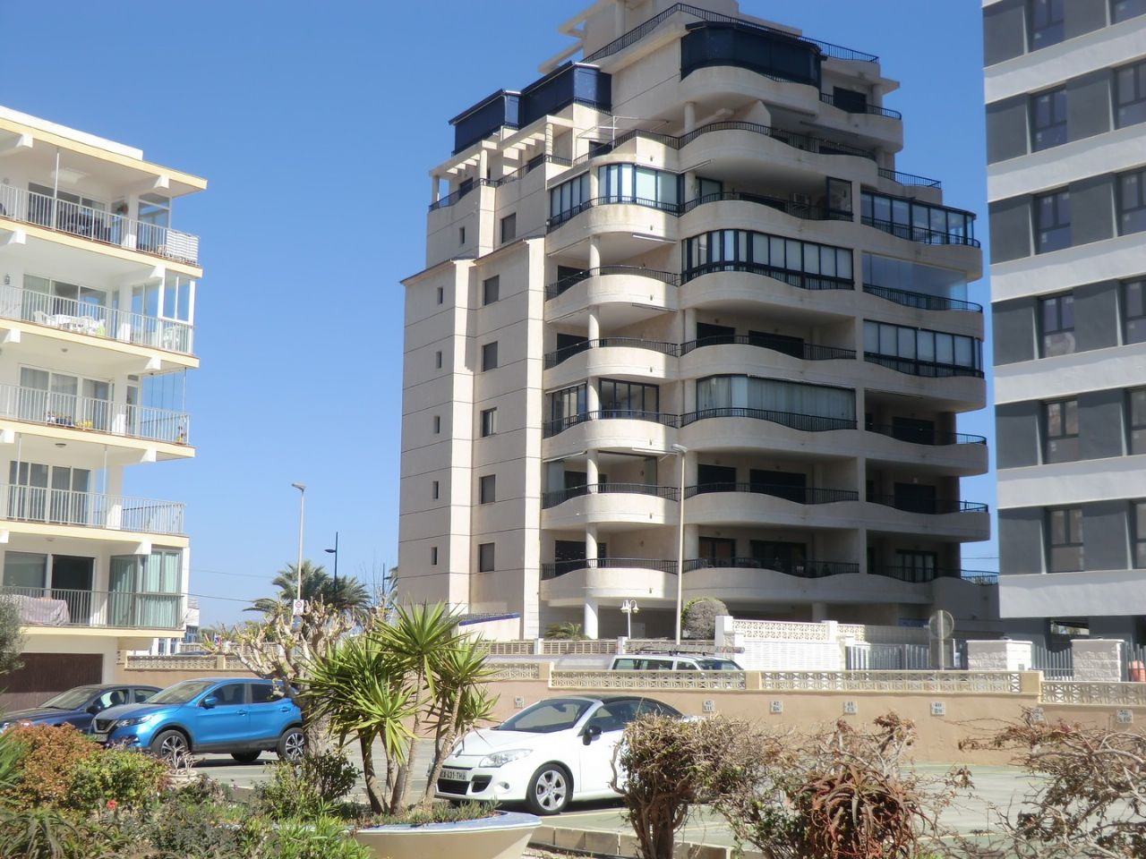 Apartment in Calpe / Calp, Edificio Las Olas, for sale