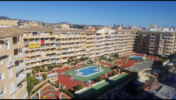 Apartment in Calpe / Calp, Edificio Apolo 7, for sale
