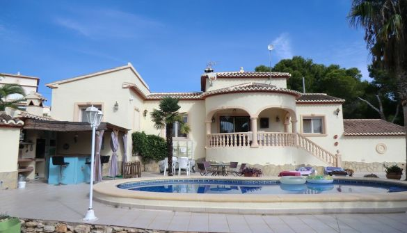 Villa in Calpe / Calp, Urb Garduix, for sale