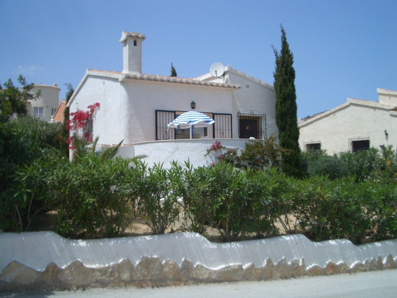 Villa in Benitachell, Pueblo del Mar, for sale