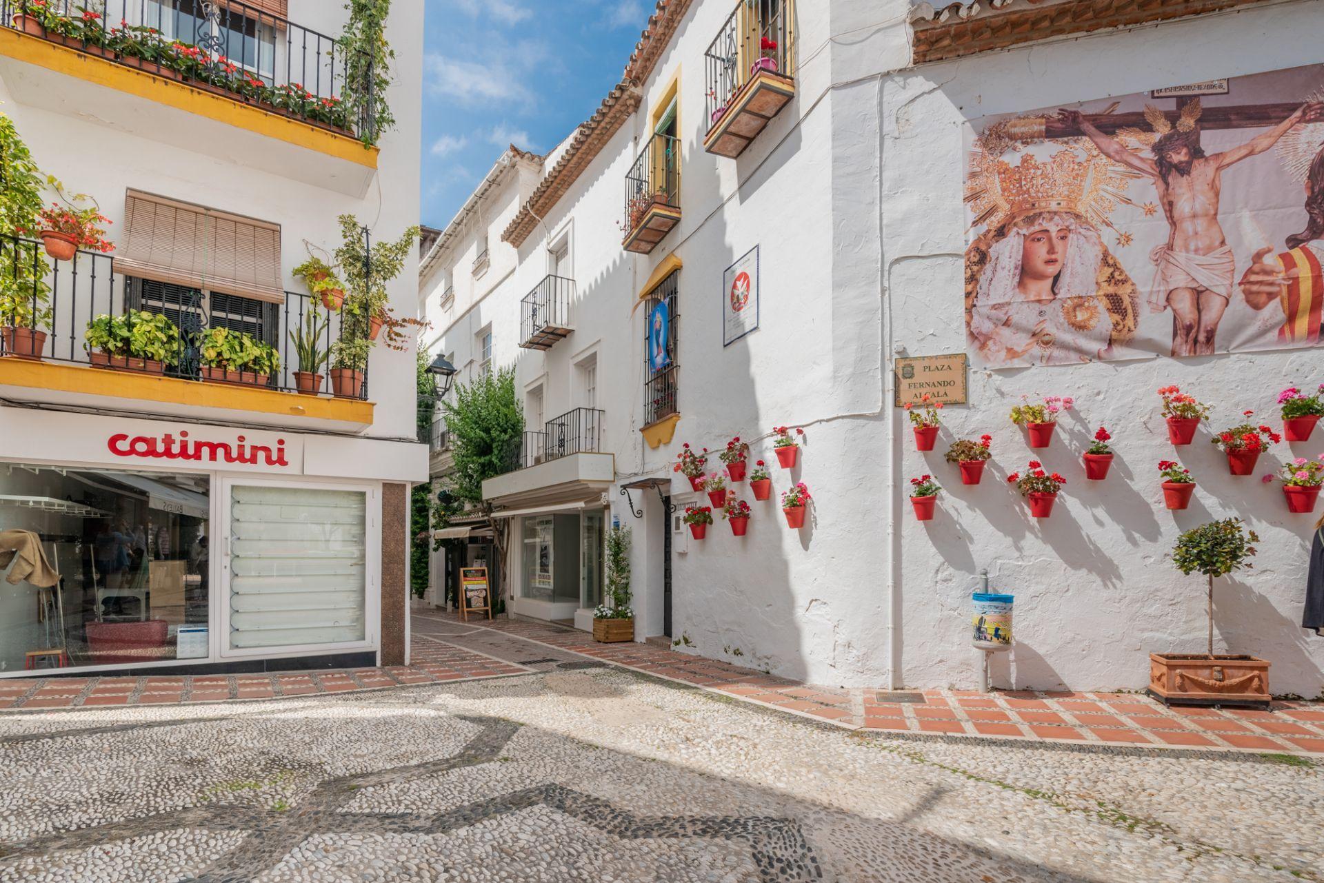Edificio en Marbella, venta
