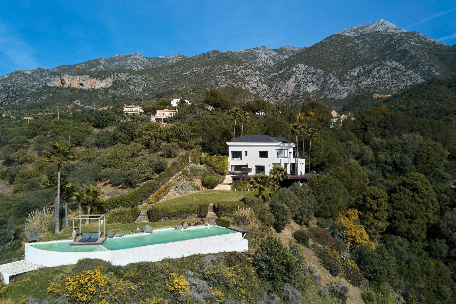 Villa de Lujo en Marbella, venta