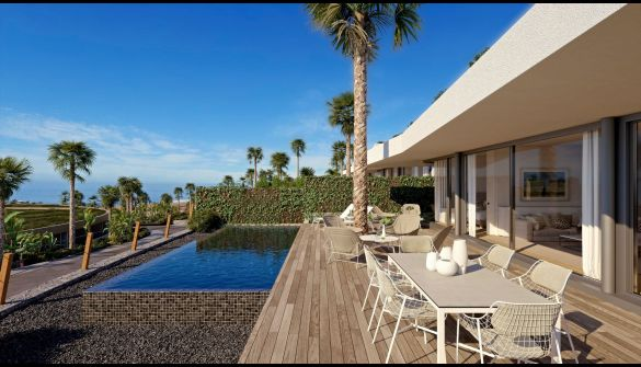New Development of Luxury Villas in Guía de Isora