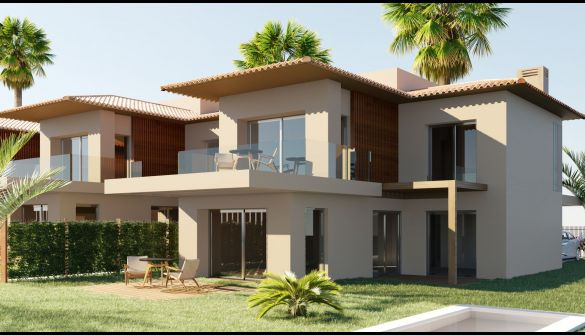 New Development of Villas in Amarilla Golf