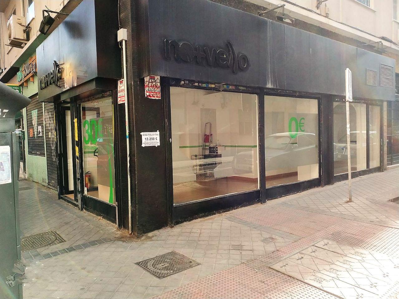 Local comercial en Madrid, CHAMBERÍ, alquiler