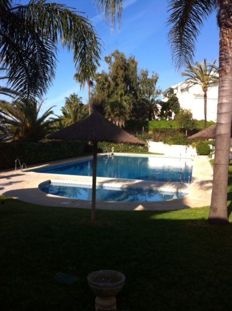 Casa adosada en Marbella, alquiler vacacional