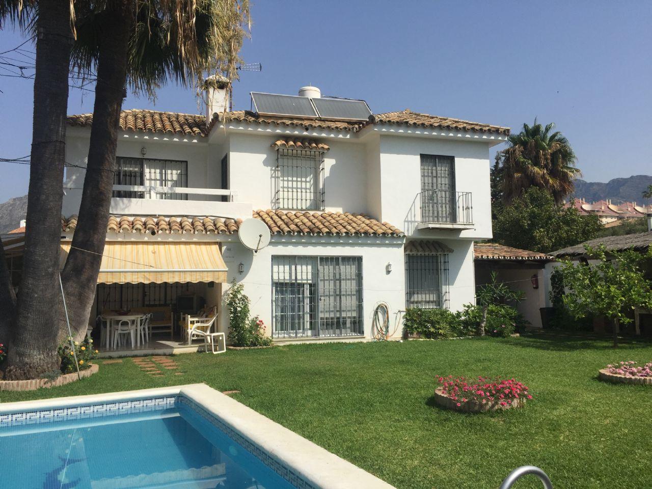 Casa / Chalet en Marbella, Huerta Belón, venta