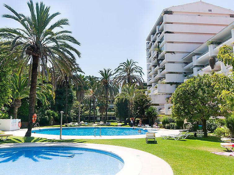 Leiligheter i Marbella, Milla de Oro, salg