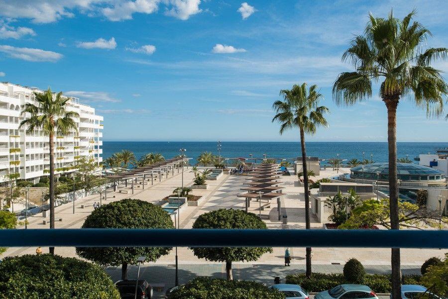 Dúplex en Marbella, Centro Playa, venta