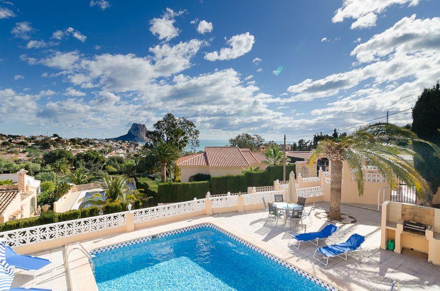 Villa in Calpe / Calp, CANUTA IFACH, for sale