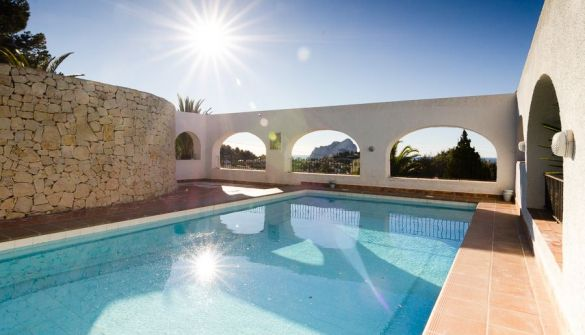 Countryside property in Calpe / Calp, LA EMPEDROLA, for sale