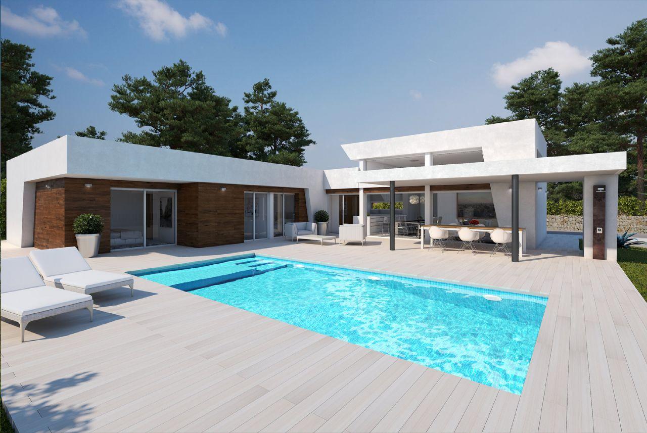 Villa in Calpe / Calp, LA COMETA III, for sale