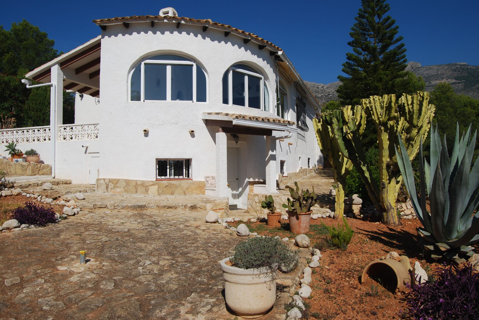 Villa in Altea, SANTA CLARA, for sale