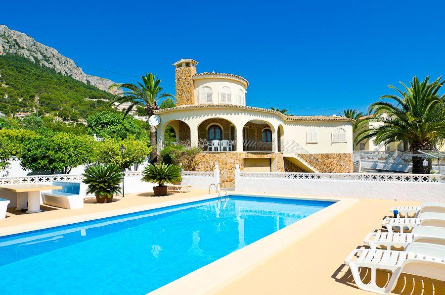 Villa in Calpe / Calp, ESTACION II, holiday rentals