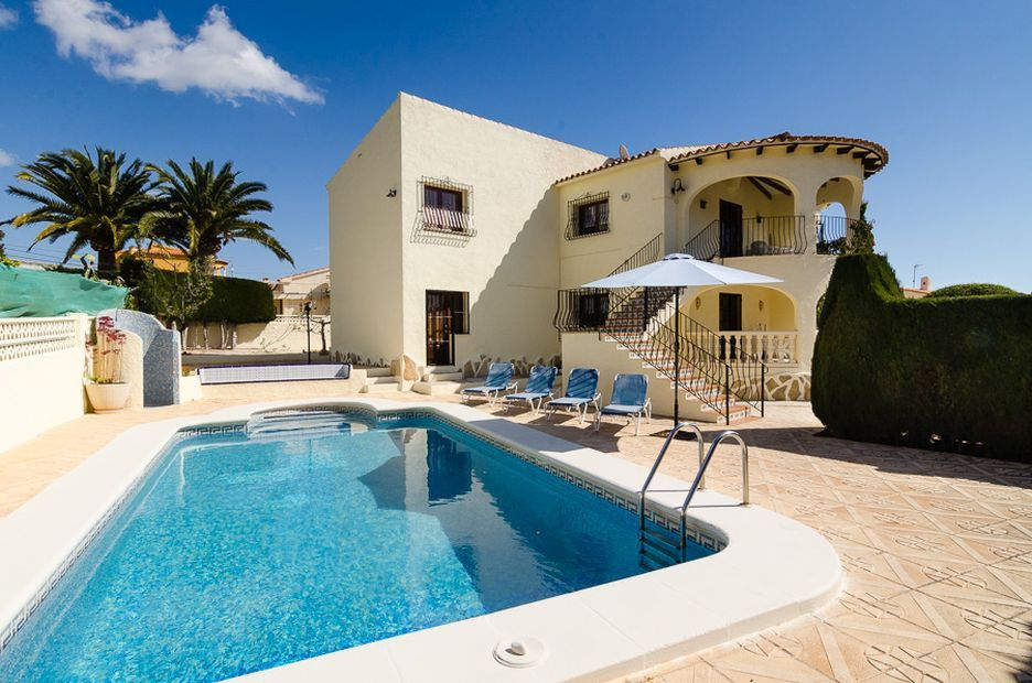 Villa in Calpe / Calp, holiday rentals