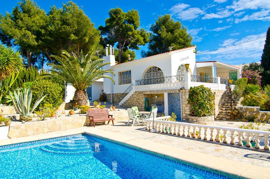 Villa in Calpe / Calp, Los Pinos, holiday rentals