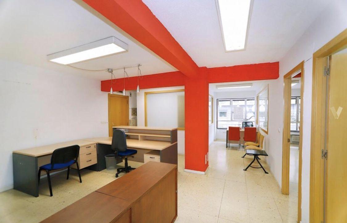 Oficina en Gijón, alquiler