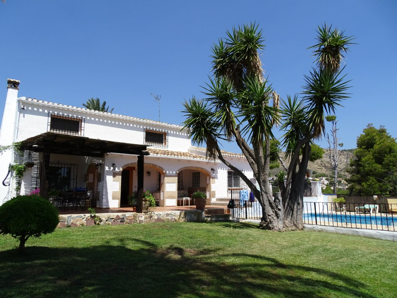 Casa / Chalet en Jávea, CASTELLANS, alquiler