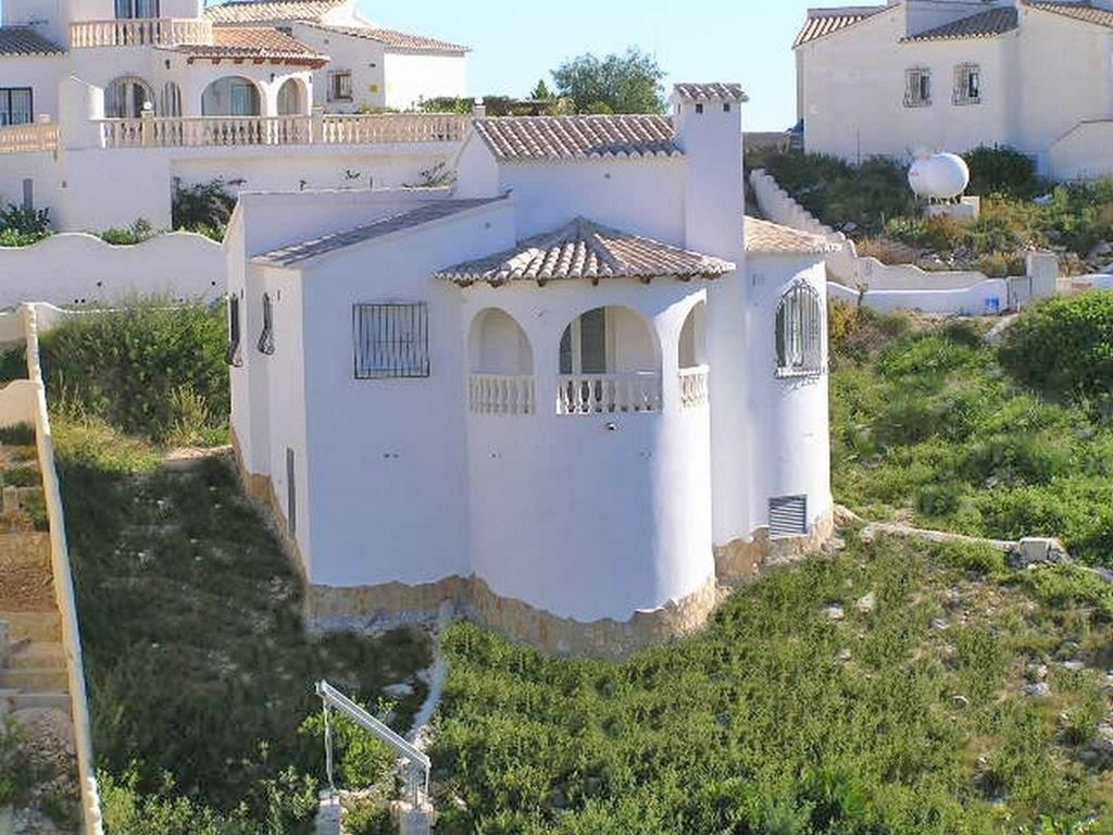 Villa in Benitachell, CUMBRE DEL SOL, for sale