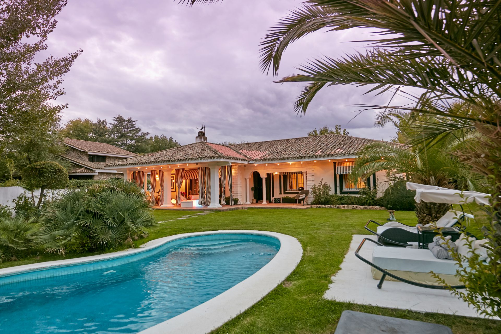 Casa / Chalet en Villanueva de la Cañada, Villafranca del Castillo, venta