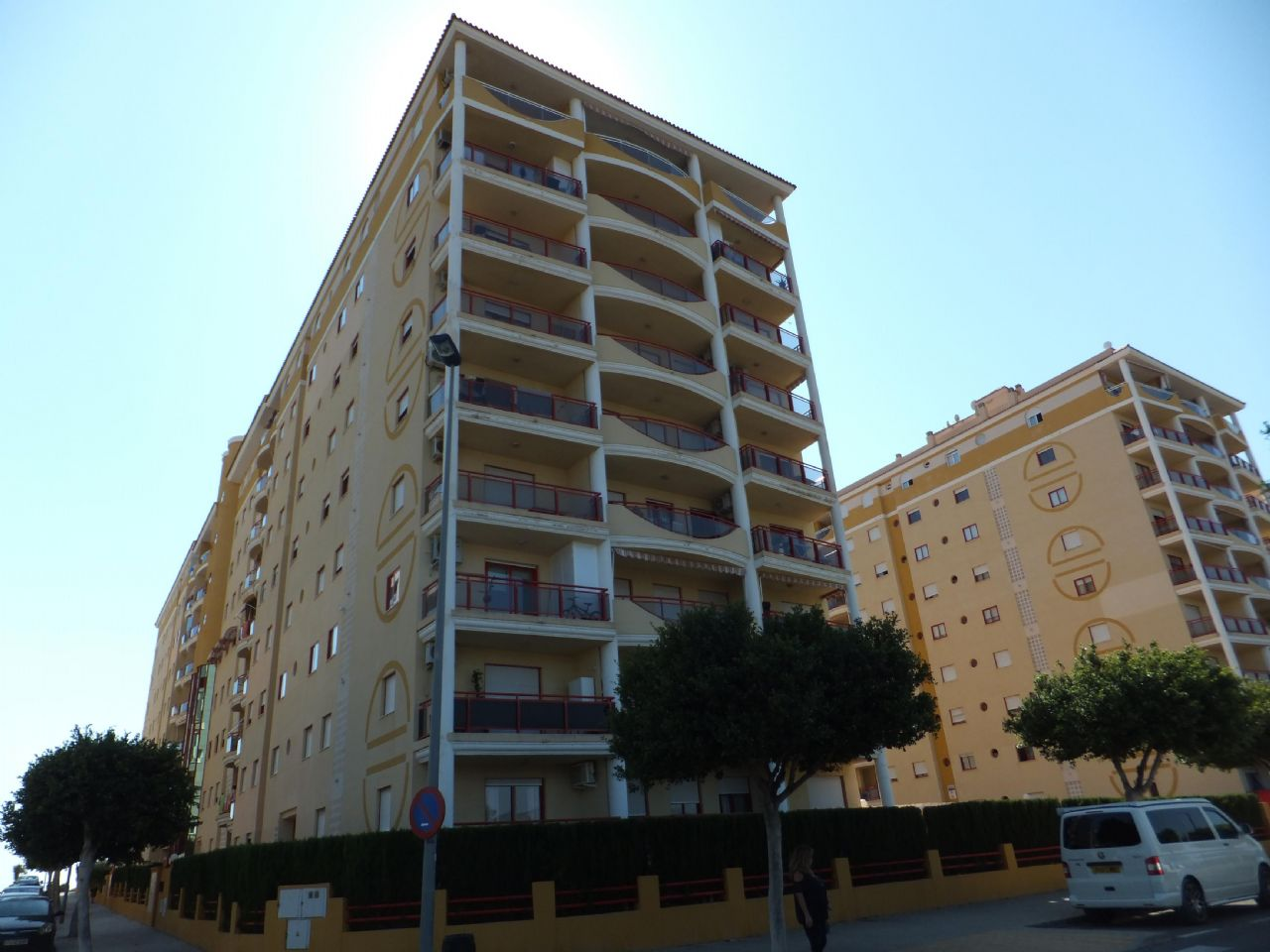 Apartamento en Villajoyosa, Torres, alquiler